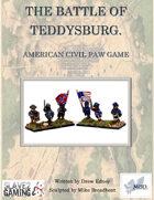 Battle of Teddysburg - Beta test rules