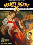Secret Agent X: The Assassins' League: The Assassins' League