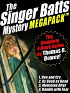 The Singer Batts Mystery Megapack: The Complete 4-Book Series
