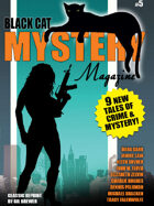 Black Cat Mystery Magazine #5