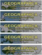 GEOGRAPHICA World Maps Volume 1 [BUNDLE]