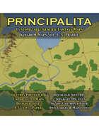 PRINCIPALITA: Kingdom Maps Volume 1-A