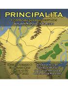 PRINCIPALITA: Kingdom Maps Volume 1-B