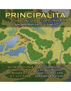 PRINCIPALITA: Kingdom Maps Volume 1-C