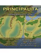 PRINCIPALITA: Kingdom Maps Volume 1-E