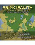 PRINCIPALITA: Kingdom Maps Volume 1-F