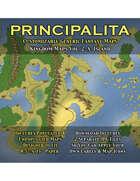 PRINCIPALITA: Kingdom Maps Volume 2-A