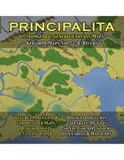 PRINCIPALITA: Kingdom Maps Volume 2-B