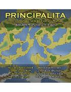 PRINCIPALITA: Kingdom Maps Volume 2-C