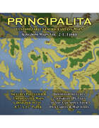 PRINCIPALITA: Kingdom Maps Volume 2-E