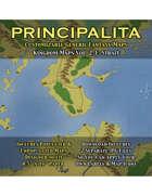 PRINCIPALITA: Kingdom Maps Volume 2-F
