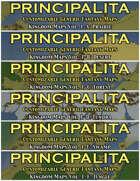 PRINCIPALITA Kingdom Maps Volume 1 [BUNDLE]