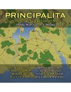 PRINCIPALITA: Empire Maps Volume 1-A