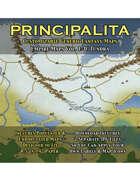 PRINCIPALITA: Empire Maps Volume 1-D