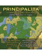 PRINCIPALITA: Empire Maps Volume 1-F