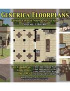 GENERICA Floorplans - Volume 3: Bistro