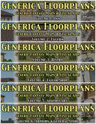 GENERICA Floorplans Fares & Wares [BUNDLE]
