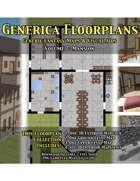 GENERICA Floorplans - Volume 7: Mansion