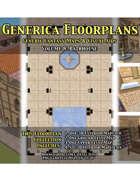 GENERICA Floorplans - Volume 8: Bathhouse
