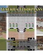 GENERICA Floorplans - Volume 10: Barracks • Lodge