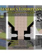 GENERICA Floorplans - Volume 11: Gatehouse