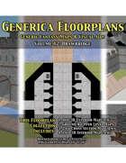GENERICA Floorplans - Volume 12: Drawbridge