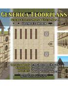 GENERICA Floorplans - Volume 13: Church