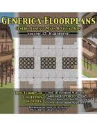 GENERICA Floorplans - Volume 17: Warehouse
