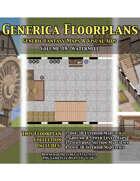 GENERICA Floorplans - Volume 18: Watermill
