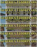 GENERICA Floorplans Chantry & Pantry  [BUNDLE]