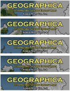 GEOGRAPHICA World Maps Volume 2 [BUNDLE]
