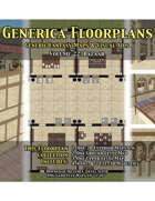 GENERICA Floorplans - Volume 22: Bazaar