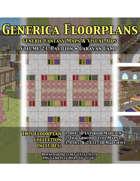 GENERICA Floorplans - Volume 23: Pavilion • Caravan Camp