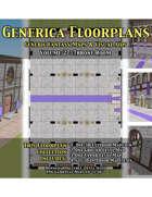 GENERICA Floorplans - Volume 27: Throne Room
