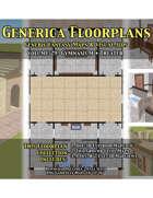 GENERICA Floorplans - Volume 29: Gymnasium • Theater