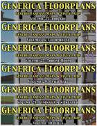 GENERICA Floorplans Civic Centers [BUNDLE]