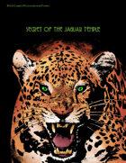 Secret of the Jaguar Temple -- for FATE