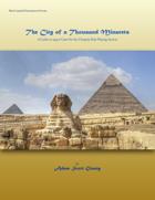 The City of a Thousand Minarets