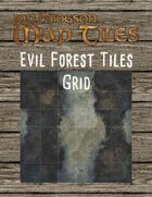 Evil Forest Tiles With Grid