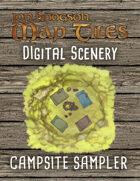 Jon Hodgson Maps Campsite Sampler