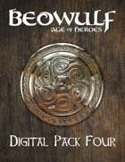 BEOWULF: Age of Heroes Digital Pack Four