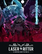Laser-Ritter: Ashcan Edition