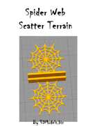 Spider Web Scatter Terrain