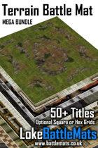 Mega Battle Mat Bundle - Terrain [BUNDLE]