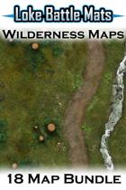 Wilderness Maps Bundle [BUNDLE]