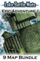 An Epic Adventure#1 [BUNDLE]