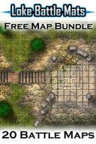 Free Battle Maps [BUNDLE]
