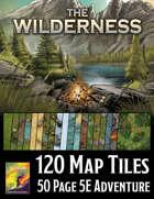 The Wilderness - Books of Battle Mats (Digital Edition) 110+ Digital battle map tiles