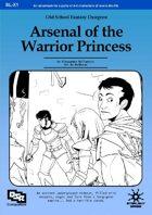 Arsenal of the Warrior Princess