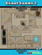 50+ Fantasy RPG Maps 1: (12 of 94) Giant Sands 2